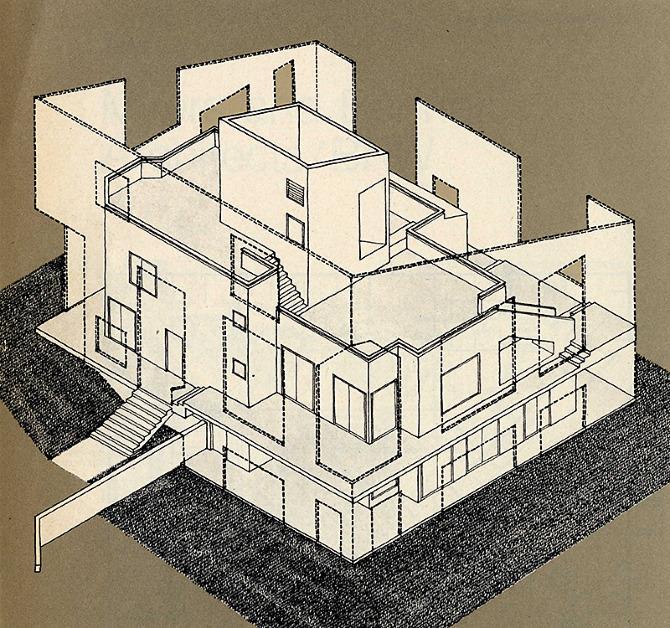 MLTW Turnbull. Progressive Architecture 56 January 1975, 54