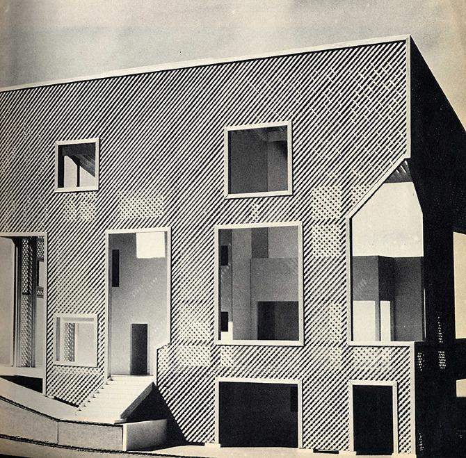 MLTW Turnbull. Progressive Architecture 56 January 1975, 55