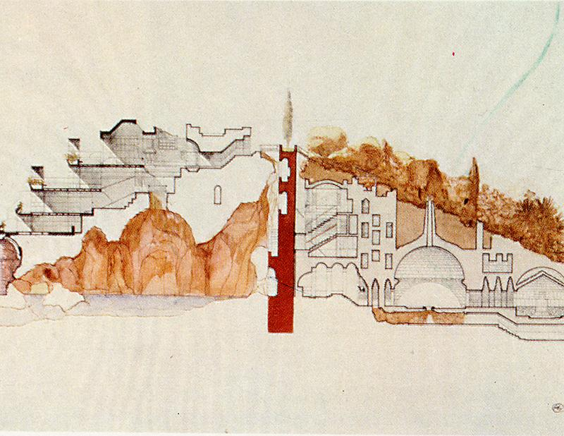 Antoine Grumbach. Arquitectura (Madrid). 214 Sep 1978, 14