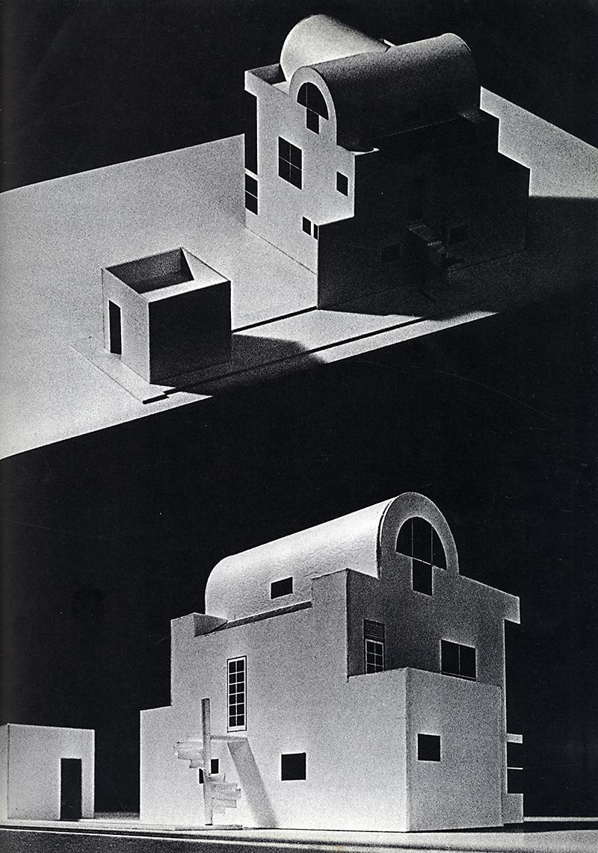 Arata Isozaki. GA Houses. 4 1978, 34