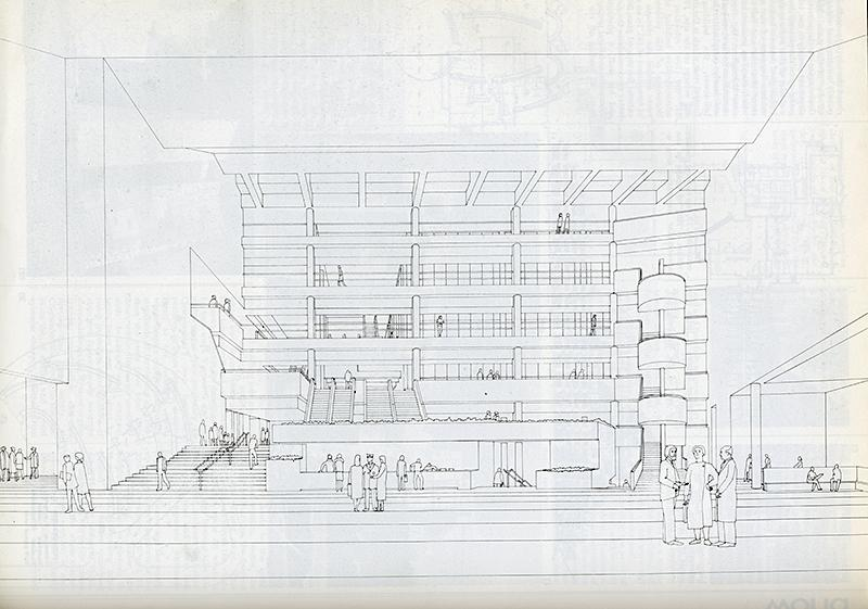 Colin St. John Wilson. Architectural Review v.164 n.982 Dec 1978, 336