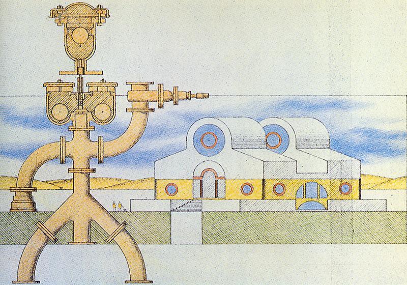 James Gowan (1963). James Gowan. Architectural Design, London 1978, 51