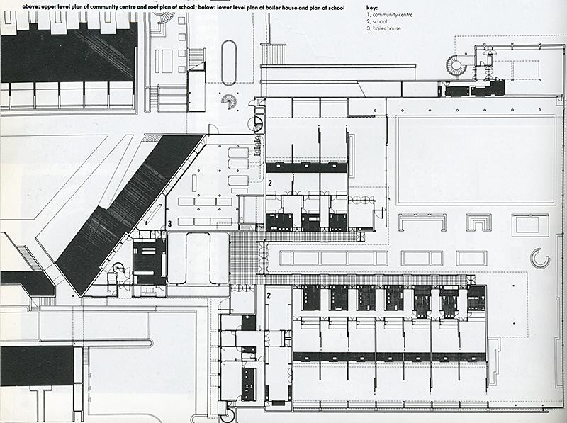 London Borough of Camden Architects Department. Architectural Review v.166 n.989 Jul 1979, 90