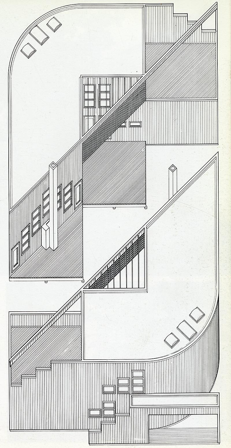 Stanley Tigerman. GA Houses. 6 1979, 45