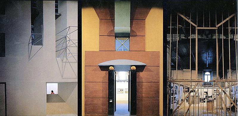 Costantino Dardi Michael Graves Frank O Gehry. GA Document 2 1980, 18