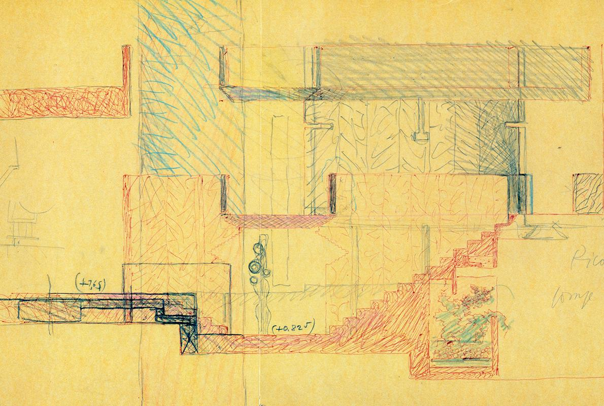 Carlo Scarpa. GA Document. 4 1981, 9