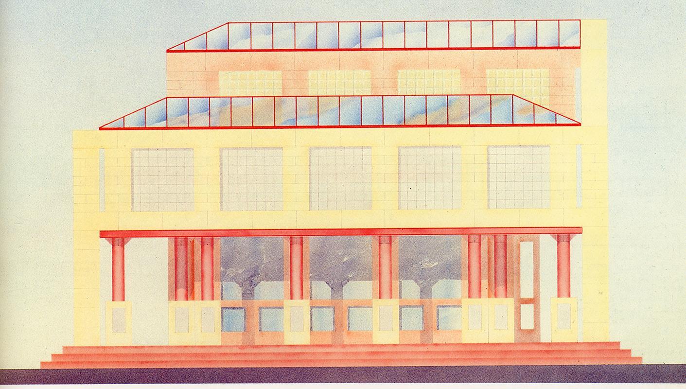 Peter de Bretteville. GA Houses. 9 1981, 125