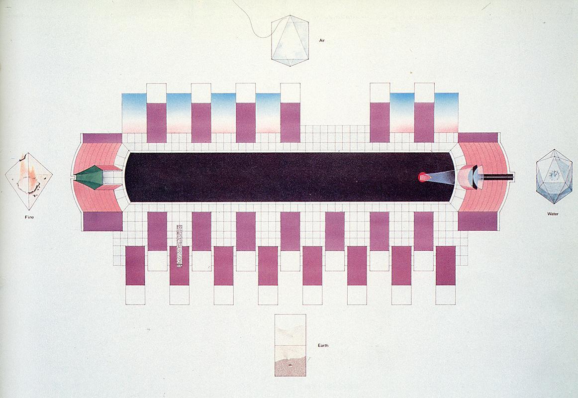 Arata Isozaki. GA Document. 5 1982, 36