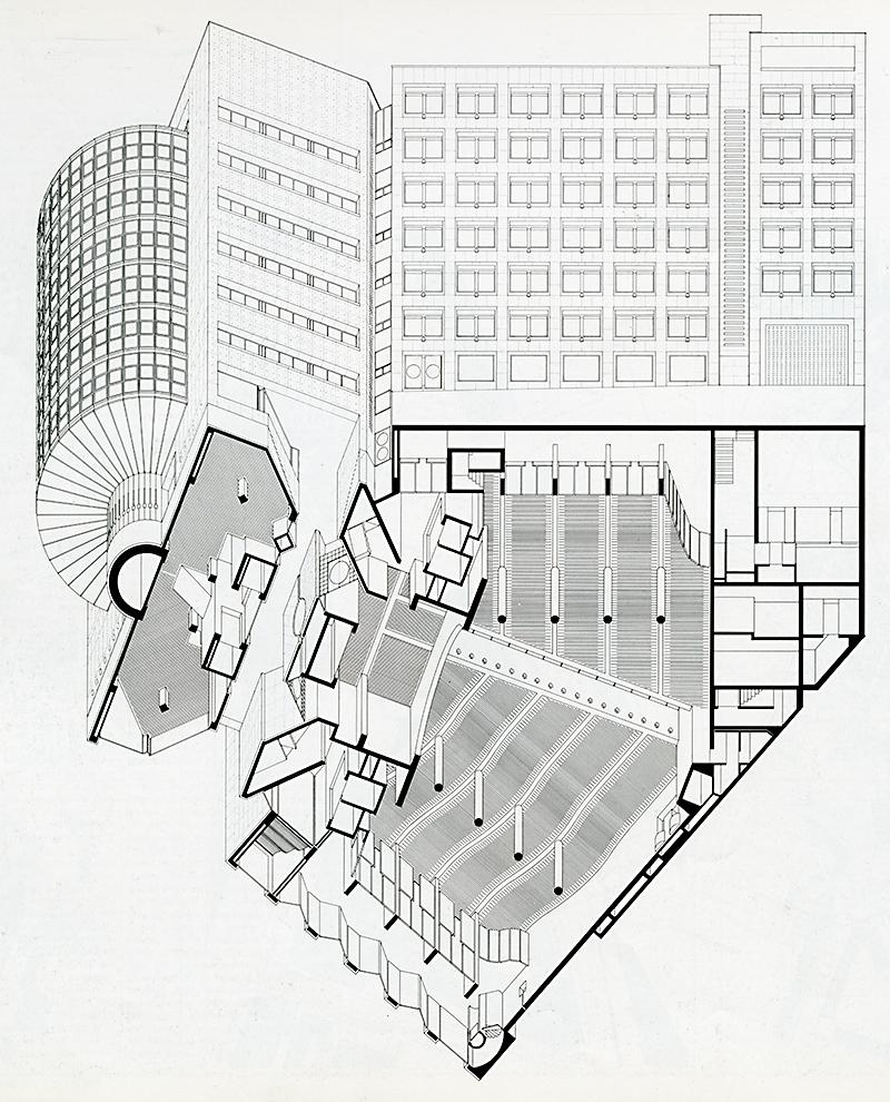 Mario Botta. GA Document. 6 1983, 12