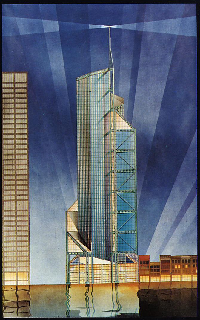 Helmut Jahn. Architectural Design 53 7-8 1983, 85