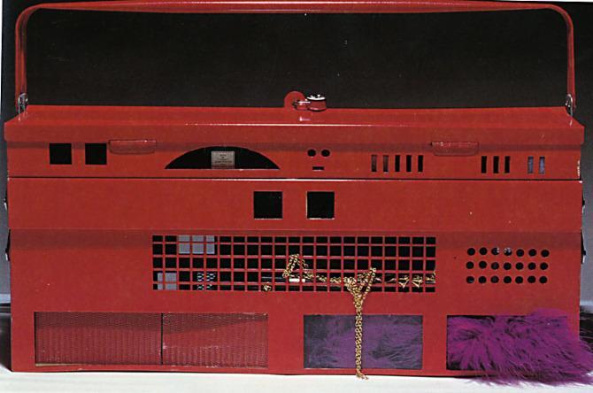 Jean Nouvel. Architectural Design 53 3-4 1983, 73