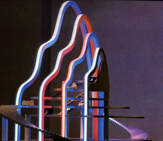 John David Mooney. Architectural Design 53 3-4 1983, 91