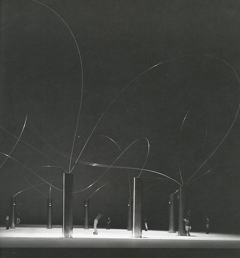 Aiko Miyawaki. GA Document. 9 1984, 5