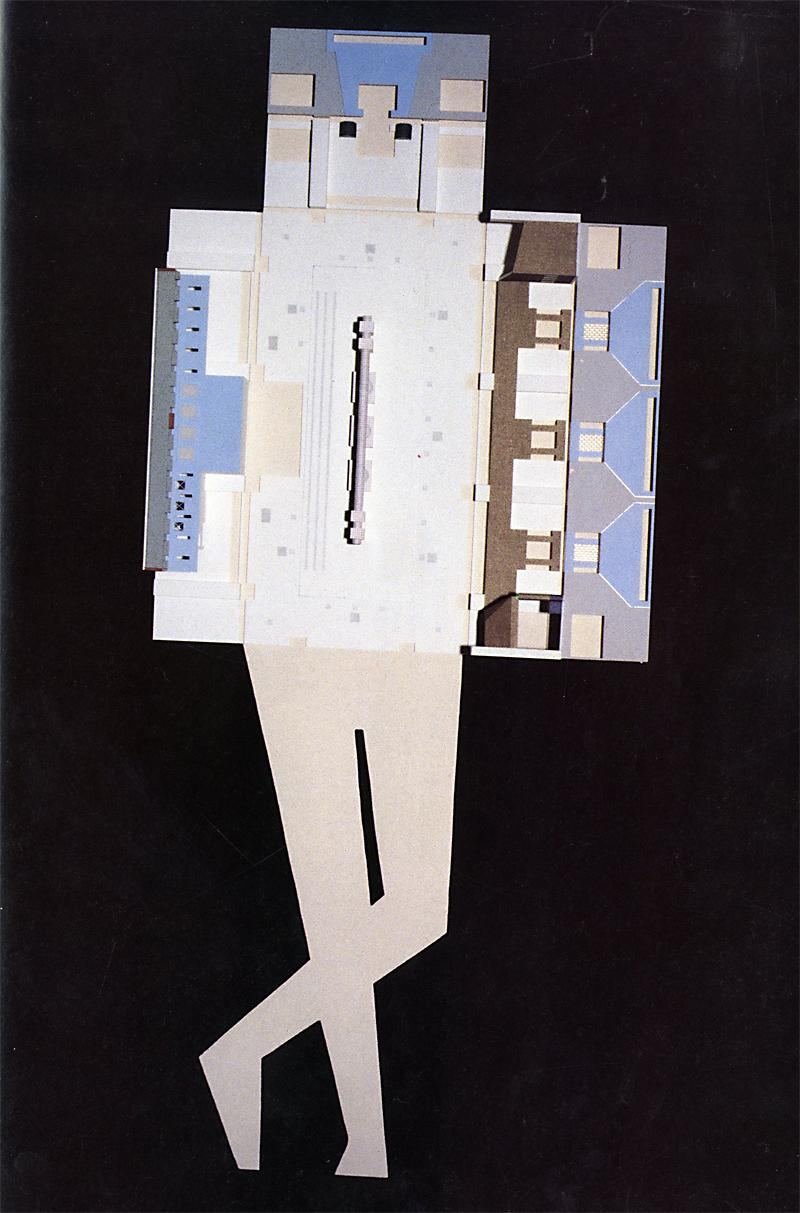 Eric Owen Moss. Architectural Record 172 Sep 1984, 105