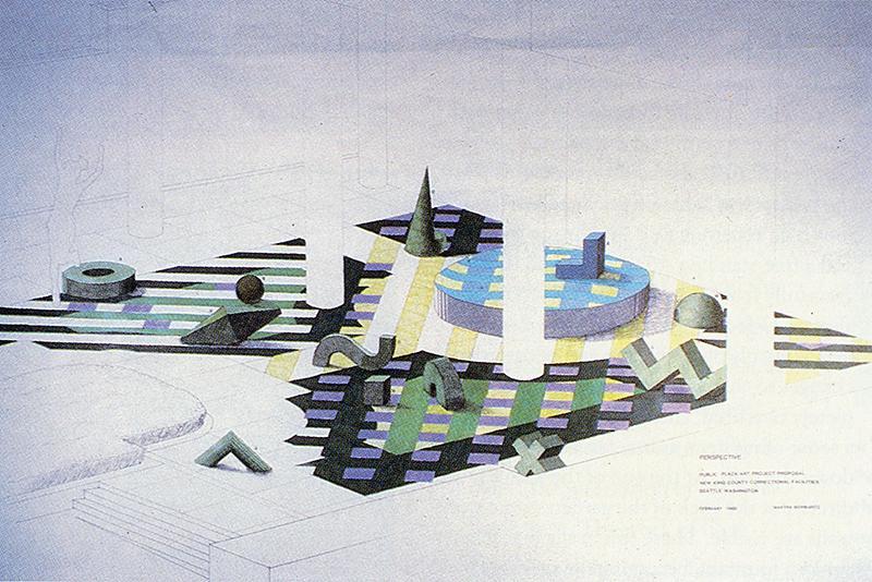 Martha Schwartz. Arts and Architecture  1984,