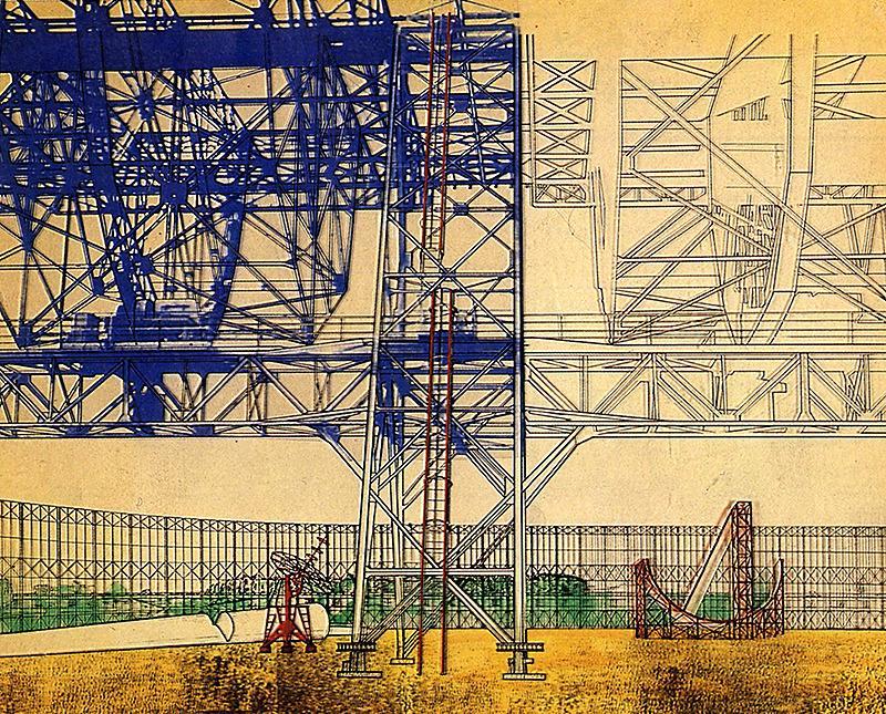 Soria and Lezenes. Architecture D'Aujourd'Hui. 231 1984, 905