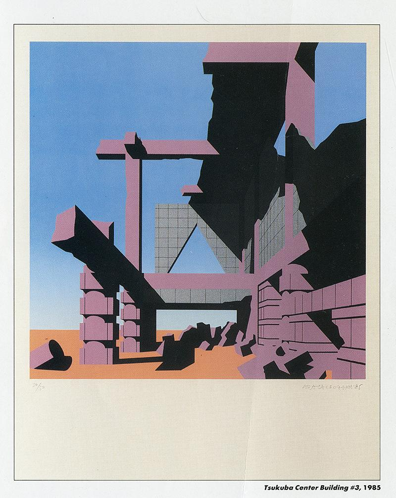 Arata Isozaki. Arts and Architecture  1985,
