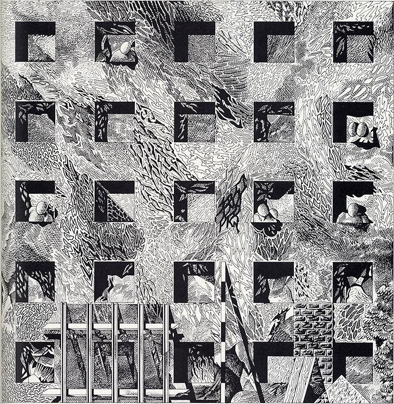 Franco Purini AA Files 8 January 1985, 99