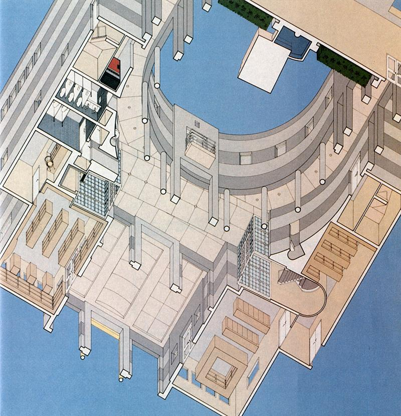 Anthony Ames. Architectural Record 174 Aug 1986, 127