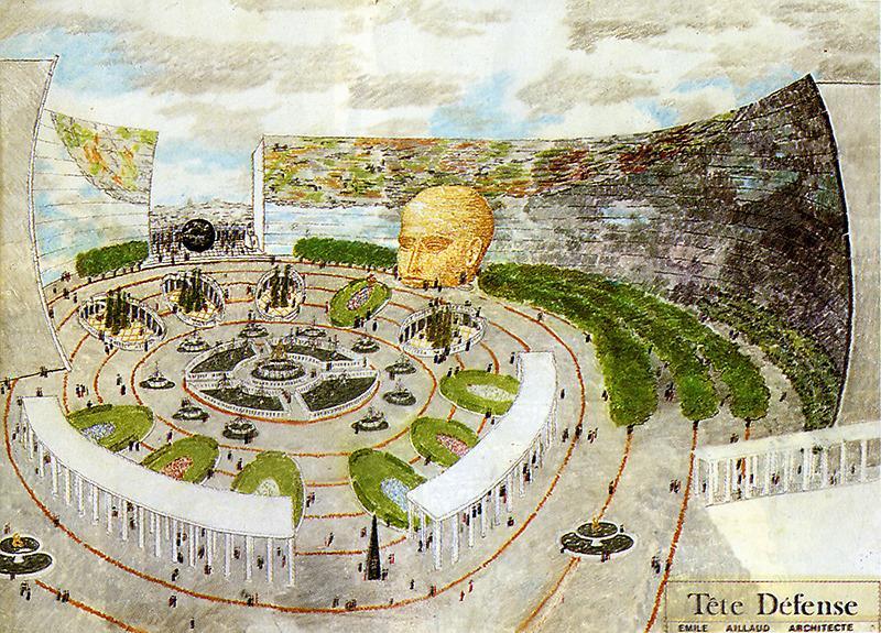 Emile Aillaud. Architecture D'Aujourd'Hui 258 September 1988, 69