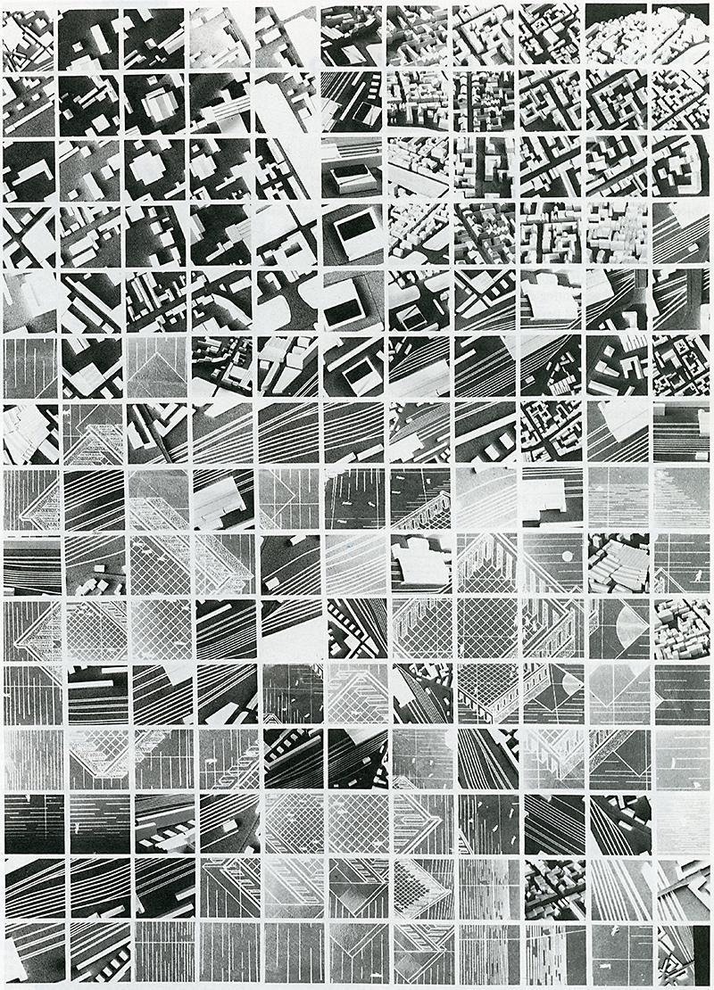 Sylvie Chirat. Japan Architect Mar 1989, 19