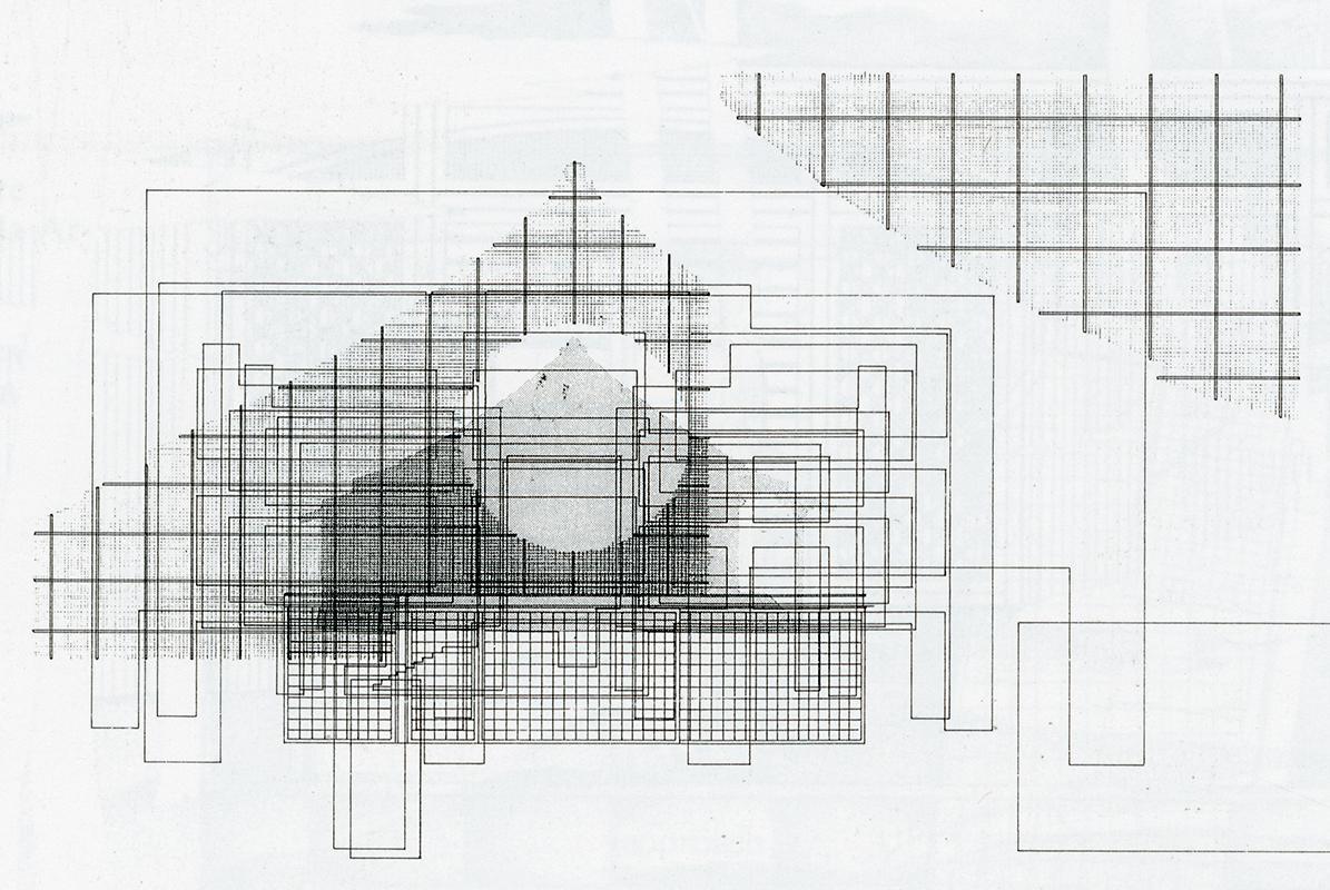 Takefumi Aida. Japan Architect Feb 1989, 28
