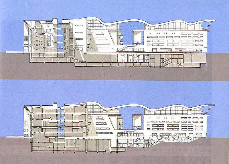 Christian de Portzamparc. Architecture D'Aujourd'Hui 270 September 1990, 103