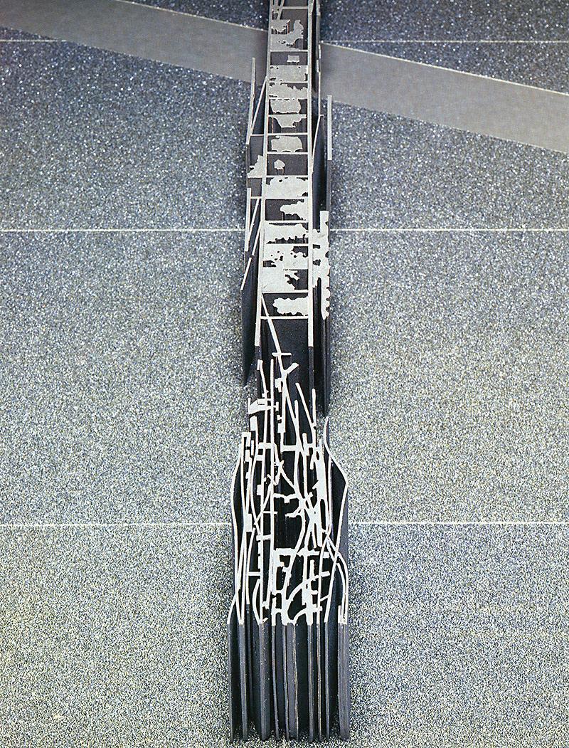 Daniel Libeskind. Architectural Design v.61 n.92 1991, 2