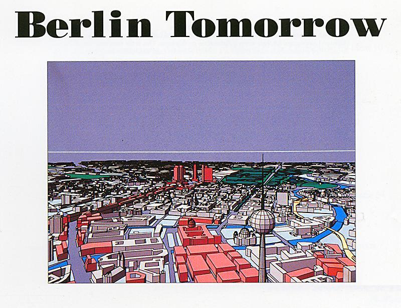 Hans Kollhoff. Architectural Design v.61 n.92 1991, 3