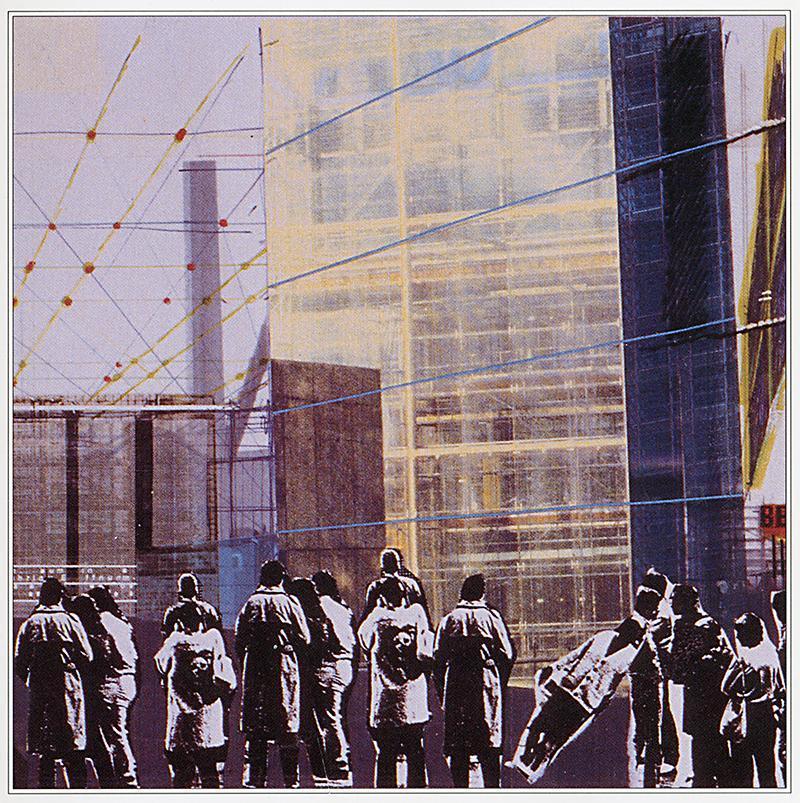 Jean Nouvel. Architectural Design v.61 n.92 1991, cover