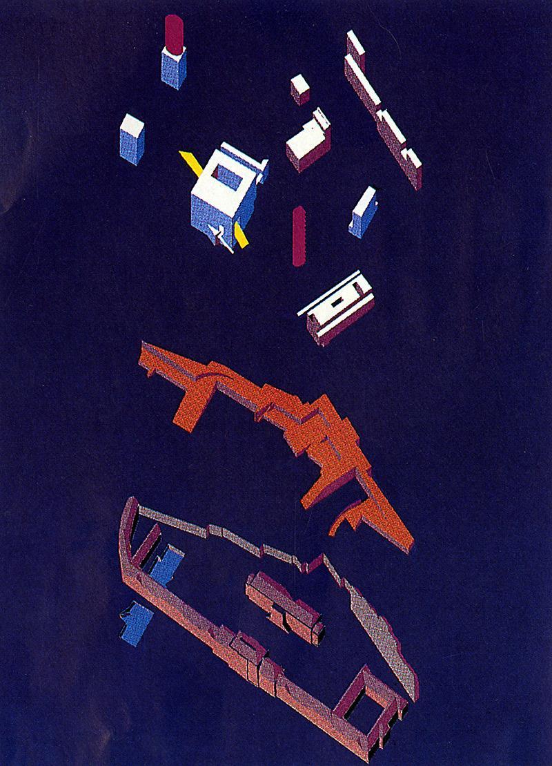 Laurids Ortner. Architecture D'Aujourd'Hui 273 February 1991, 64
