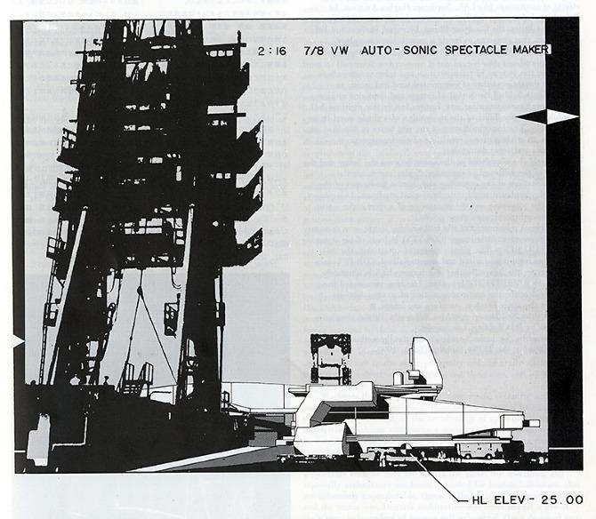 Neil Denari. A+U 246 March 1991, 41