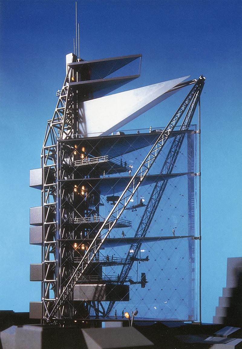 Richard Rogers. Japan Architect 7 Summer 1992, 223