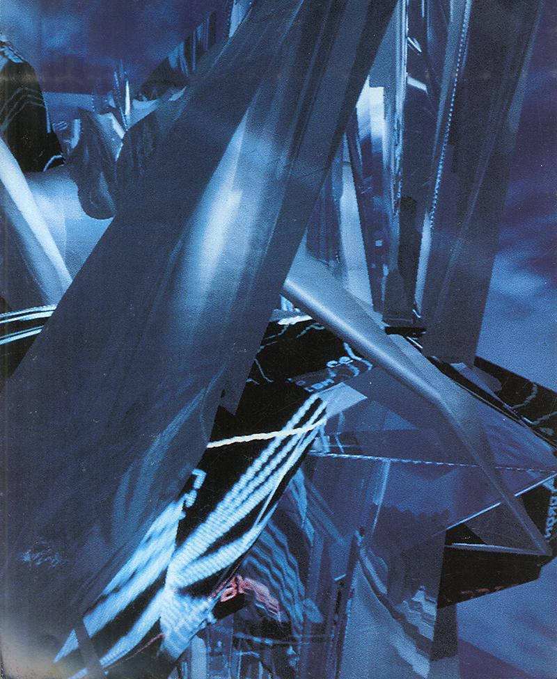 Stephen Perrella and Tony Wong. Architectural Design 62 Nov 1992, 62