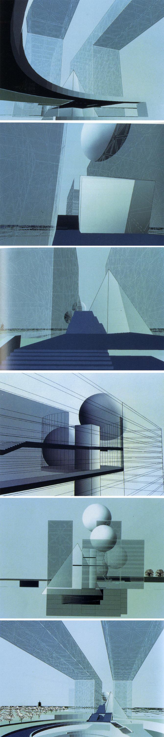 Tadao Ando. SD 333 June 1992, 20