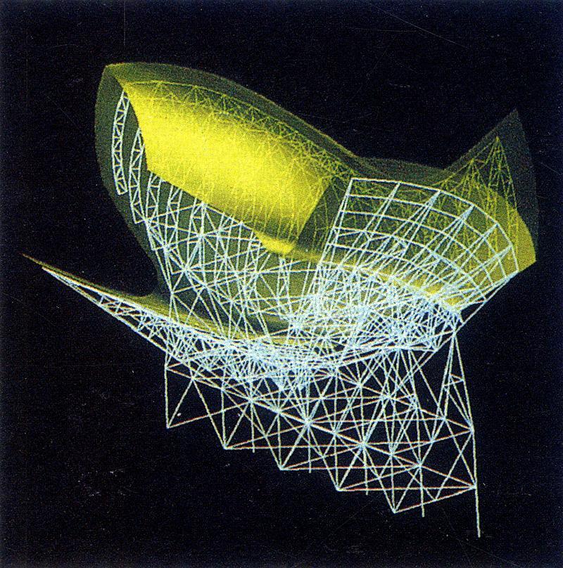 Frank Gehry. Arquitectura Viva v.28 January-February 1993, 92