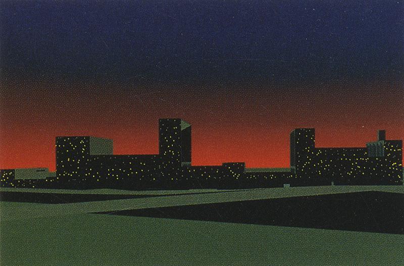 Shin Takamatsu. JA Library 1 Spring 1993, 109