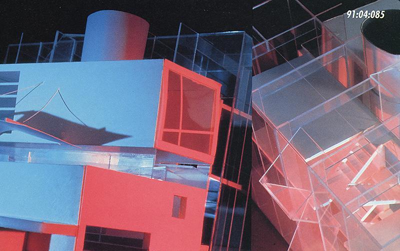 Bernard Tschumi. A+U Special Issue March 1994, 85