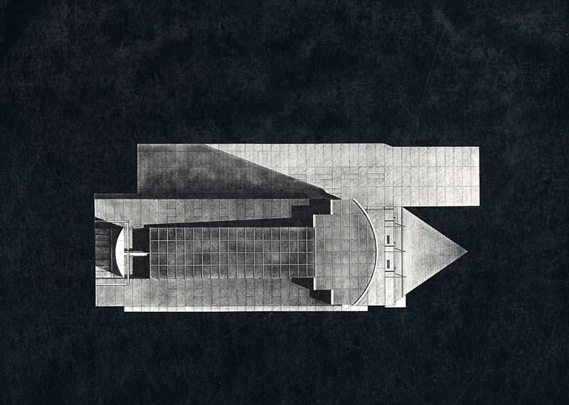 Minoru Takeyama. Architectural Design 64 January 1994, back