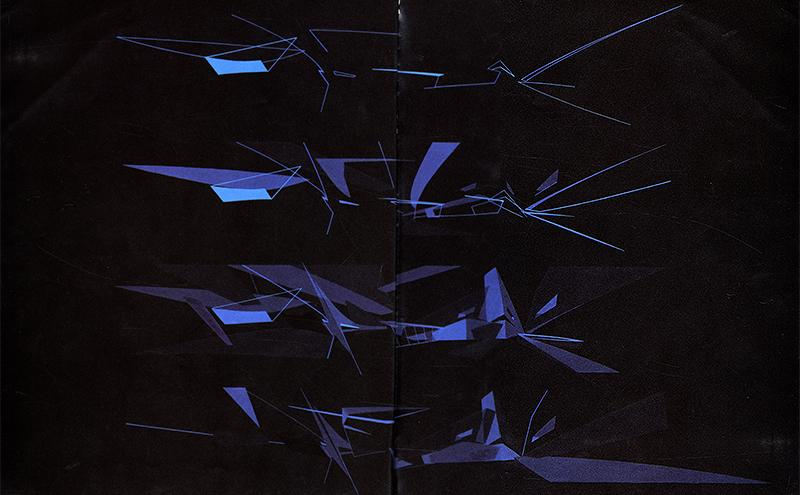 Zaha Hadid. AA Files 27 Summer 1994, 18