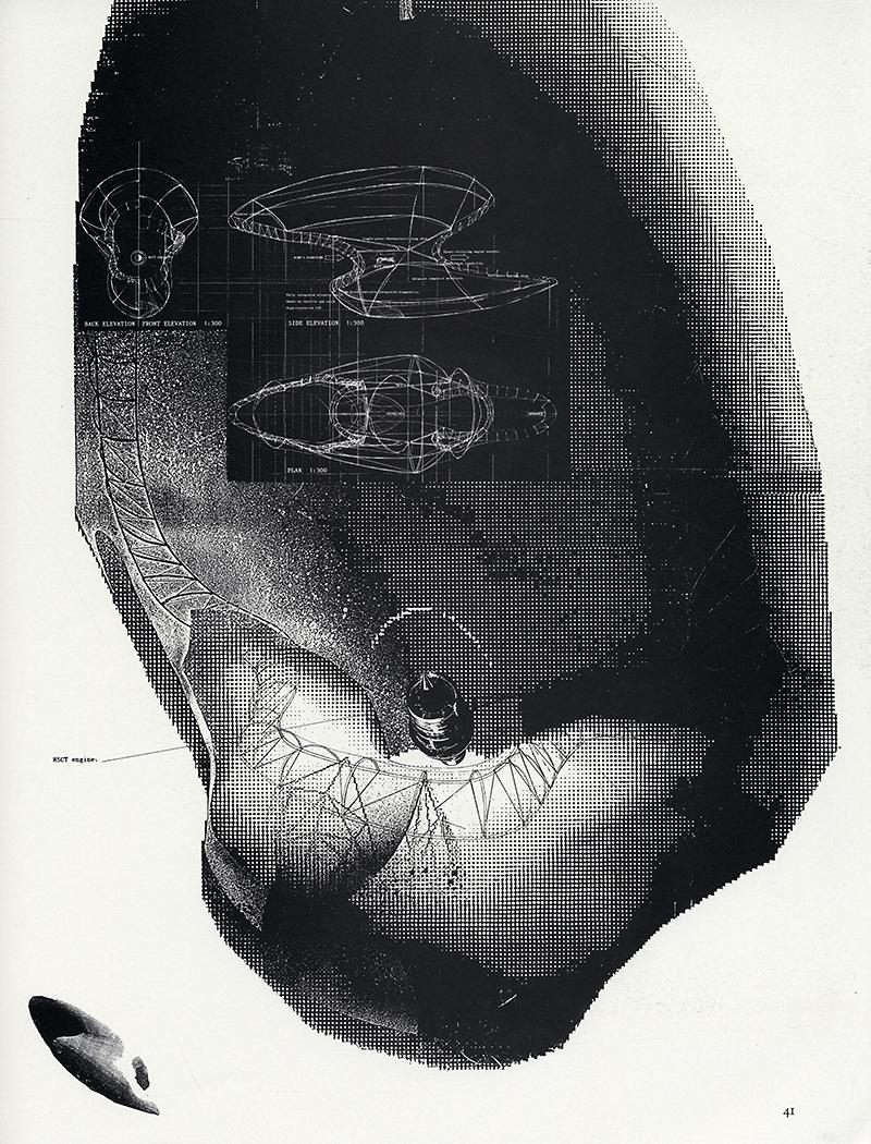 Gin Johannes. AA Files 29 Summer 1995, 41