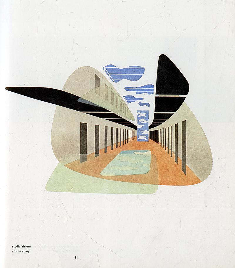 Sauerbruch Hutton. Projekte 1990-1996, Birkhauser 1996, 31