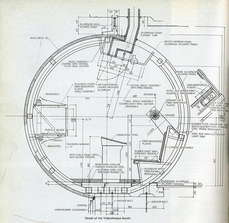 Kisho Kurokawa. Japan Architect 53 Apr 1978, 22