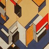 Theo van Doesburg, Cornelis van Eesteren. Envisioning Architecture (MoMA, New York, 2002) 1923, 56