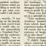 Eugene Raskin. Pencil Points 20 January 1939, 37