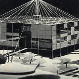 Eero Saarinen. Architectural Forum 78 January 1943, 58