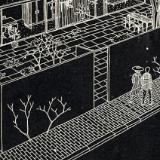Philip Johnson. Architectural Forum 79 December 1943, 91