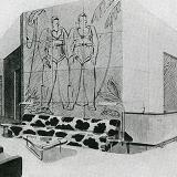 George Farkas. Interiors v.104 n.1 Aug 1944, 38