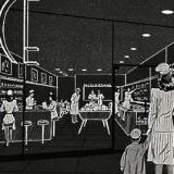 Libbey Owens Ford Glass Co. Architectural Record 100 August 1946, 50