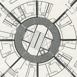 IM Pei. Architectural Forum Jan 1950, 92